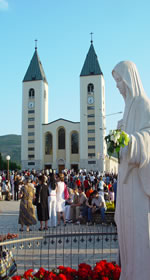 Medjugorje, Dubrovnik and Shrines of Italy